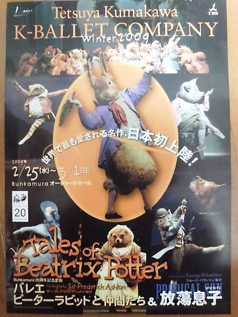 20090225 ピーターラビット&放蕩息子1.jpg
