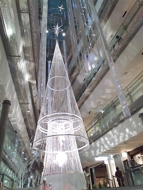 20091118 表参道Hillsクリスマス1.JPG