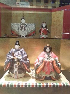 20100221 鳩居堂雛飾り.JPG