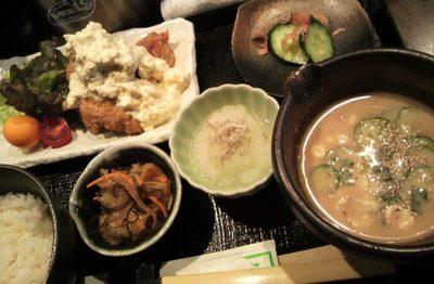 20100524 宮崎チキン南蛮&冷や汁.jpg