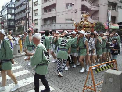 20100912 麻布十番商店街祭礼4.JPG