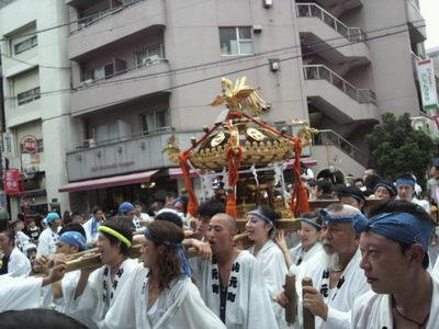 20100912 麻布十番商店街祭礼6.JPG