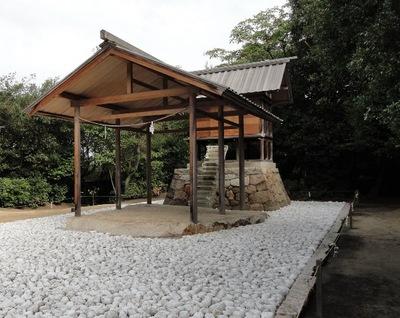 20100924 1直島C杉本博司1.JPG