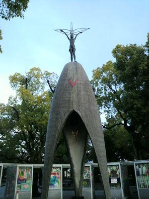 20101214 3原爆の子の像.JPG