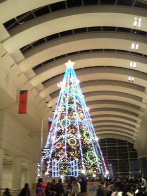 20101225 クイーンズスクエア横浜Xmas.JPG