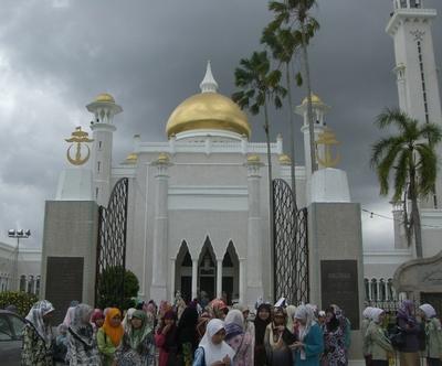 20110813 8ブルネイ旧モスク6.JPG
