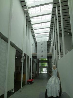 20120902 軽井沢new art museum2.JPG