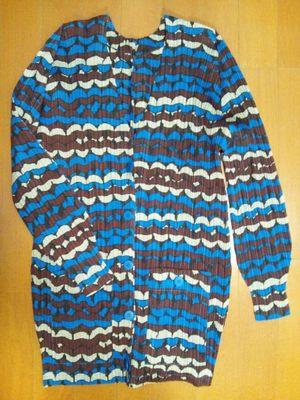 20121105 プリーツPurl Knit.JPG