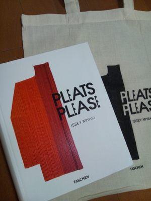 20121105 PleatsPlease本1.JPG