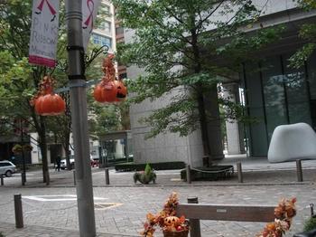 20091025 丸の内仲通り00三菱商事ビル前.JPG