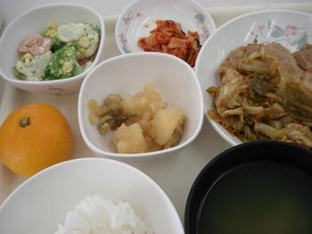 20091027 朝霞駐屯地陸士食堂2.JPG
