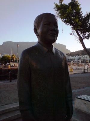Mandela Table Mt in Cape Town.JPG